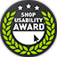 Shop Usability Award Nominiert 2016