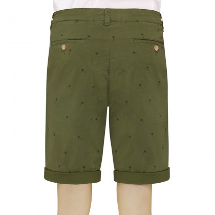 CG Fedder Shorts with a slightly patterned fabric / Hose/Trousers CG Fedder