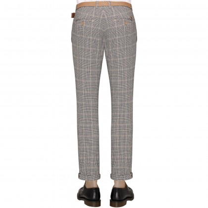 CG Clinton Trousers in Glencheck design / Hose/Trousers CG Clinton