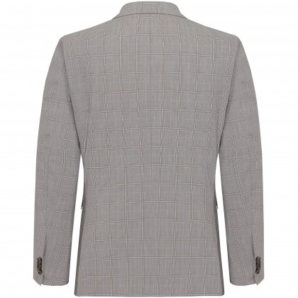 Suit jacket CG Colvin with all over print / Sakko/Jacket CG Colvin SV