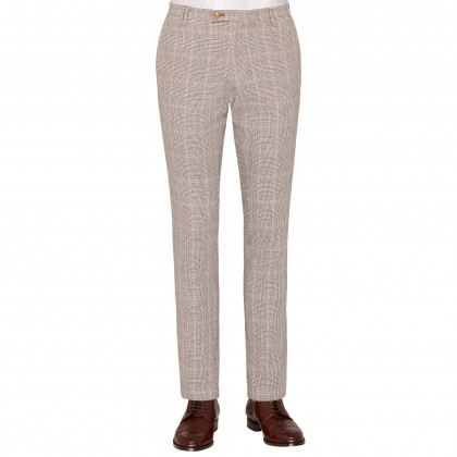 CG Clinton Geruit Casual-Suit Pantalon / Hose/Trousers CG Clinton
