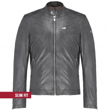 Veste cuir rebelle CG cross / Jacke/Sportjacket CG Cross