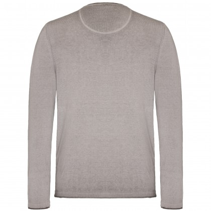 Feinstrick-Pullover im Fade Out Look / Strick/Knitwear CG Bling